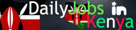 daily jobs in kenya logo